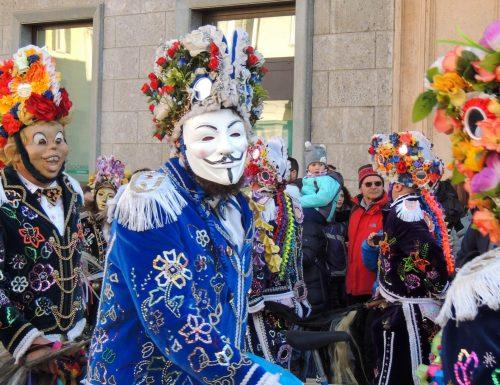 Carnavals de Montagne ad Aosta