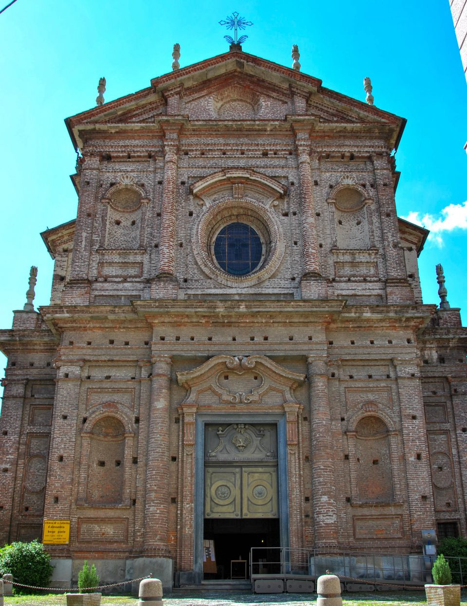 Chiesa di Santa Caterina a Garessio