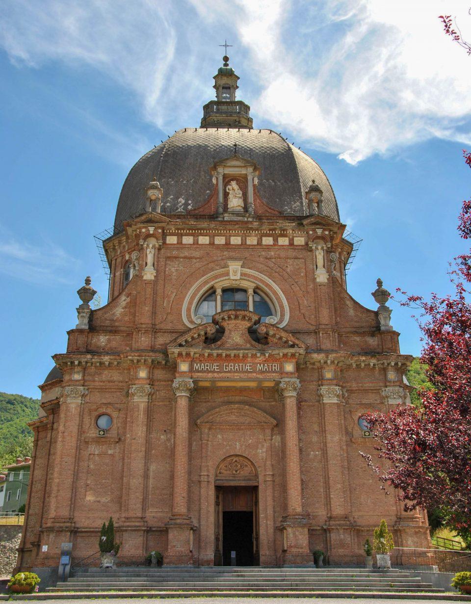 Alla scoperta di Garessio e Vicoforte: il Santuario Madonna delle Grazie a Garessio