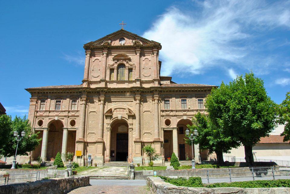 Chiesa Parrocchiale di M. Vergine Assunta a Garessio