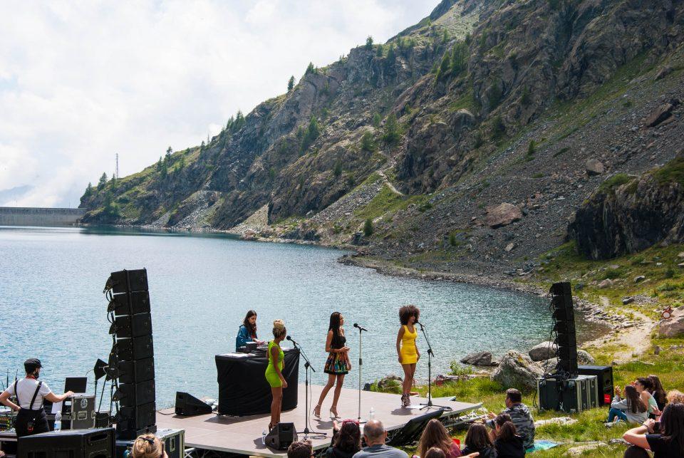 Elodie a Musicastelle Outdoor 2020