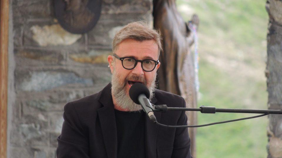 Marco Masini ad Aosta Classica 2020
