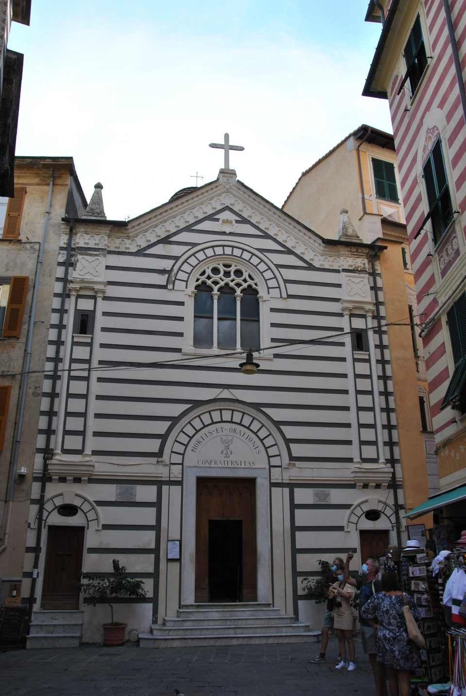 L'Oratorio Mortis et Orationis di Monterosso