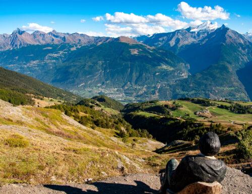 Escursione al rifugio Mont Fallère