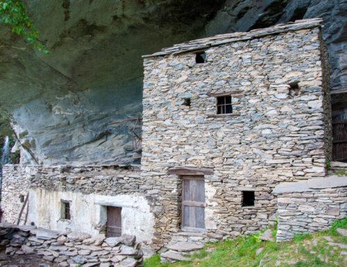 Il villaggio di Balma Boves in camper
