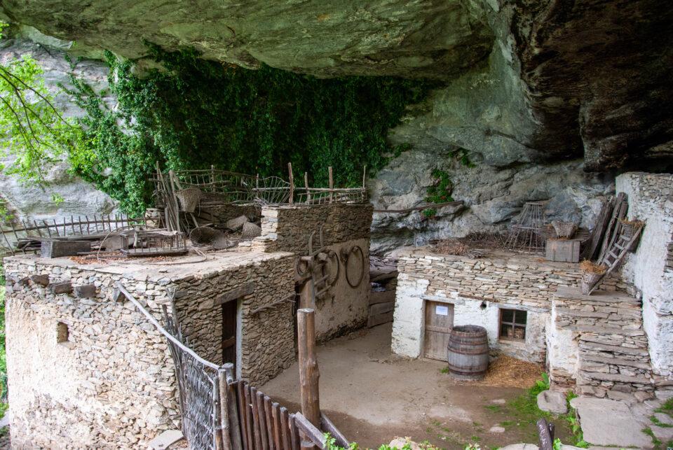Il villaggio di Balma Boves